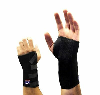 New Breathable Medical Wrist Support Brace Splint Carpal Tunnel Arthritis Sprain