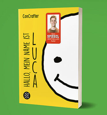 ConCrafter: Hallo, mein Name ist Luca - SOFORT LIEFERBAR