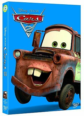 Cars 2 Di Disney Pixar (Dvd) Nuovo, Italiano, Originale