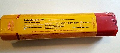 "680-32-5k EutecTrode® 680 High-Alloy Electrode for Welding ""PROBLEM"" Steels NEW"
