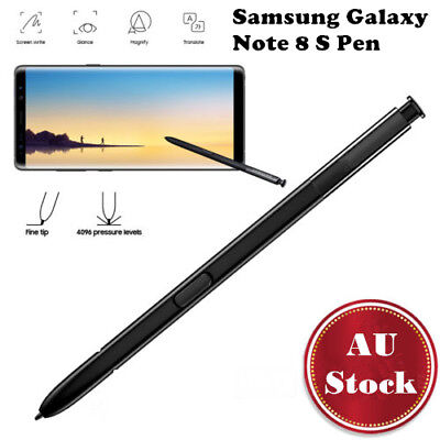 New Stylus Replacement S Pen Touch Pen Spen For Samsung Galaxy Note 8 Black Gold