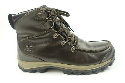 Timberland Mens Chillberg Mid Insulated Waterproof Leather Hiking Boots 10.5