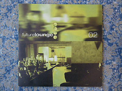 """2x 12"""" : Various - Future Lounge 02,  Stereo Deluxe – SD 036-1, Germany 1999"""