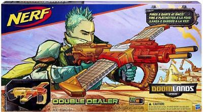 Hasbro | Nerf Doomlands Double-Dealer | B5367EU4