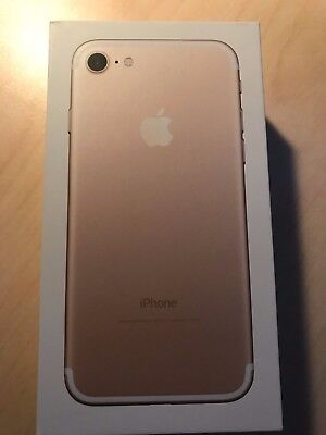 Apple - iPhone 7 - Gold - 32GB - EMPTY BOX ONLY