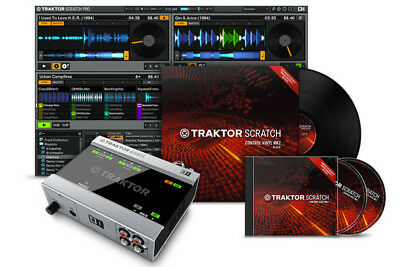 Scheda audio DJ Native Instruments Traktor Audio 6