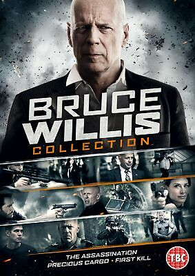 Bruce Willis Collection (Box Set) [DVD]