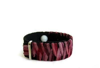 Anxiety/Stress Relief Bracelet (single band) Cherry