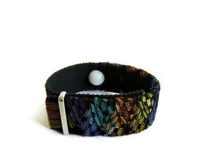 Anxiety/Stress Relief Bracelet (single band) Peacock