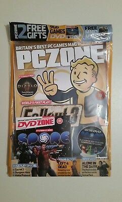 Pc Zone - Games Magazine Issue 198  September 2008   Fallout  3        J12