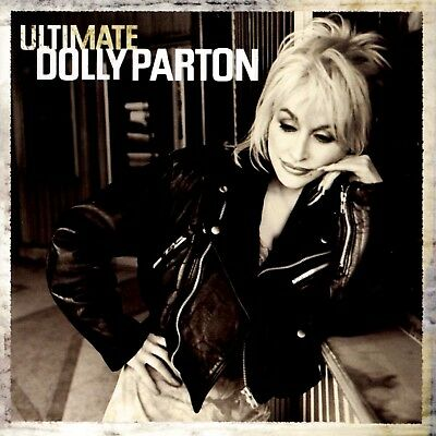 Ultimate Dolly Parton CD Best Of Greatest Hits Compilation NEW Free Shipping