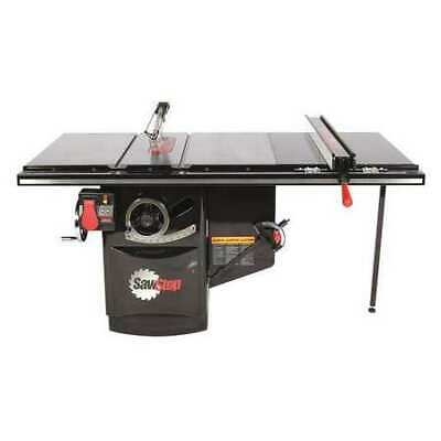 """SAWSTOP ICS51230-36 5HP 1ph 230v Ind Cabinet Saw w/ 36"""" Ind fence, rails & table"""