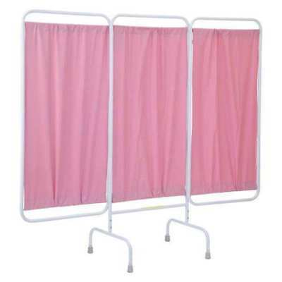 Privacy Screen,3 Panel,67inH,Mauve R&B WIRE PRODUCTS INC. PSS-3/AML/M