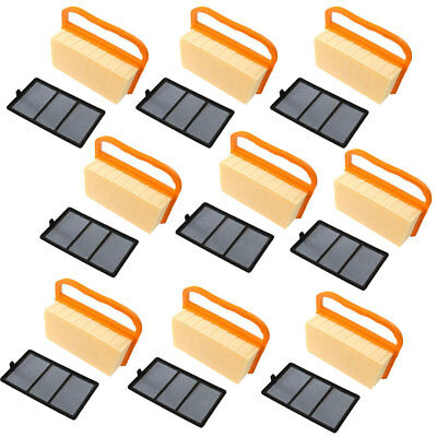 4x Air Cleaner Pre Filter Kit for Stihl TS410 TS420 Cut Off Concrete Saw TS480