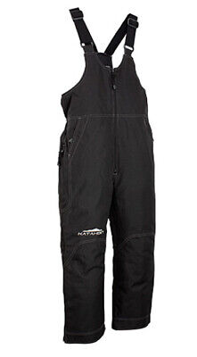 Katahdin Gear Youth Back Country Bib Size 16 Black