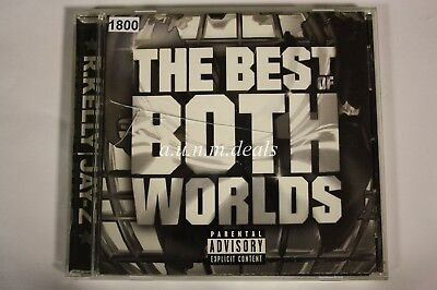 The Best of Both Worlds [PA] by Jay-Z/R. Kelly (Robert Kelly) (CD, Mar-2002, ...