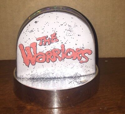 The Warriors - Photo Snow Dome