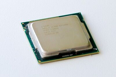 Intel Xeon E3-1290 3.6Ghz to 4.0Ghz, 4 core 8 threads processor LGA1155