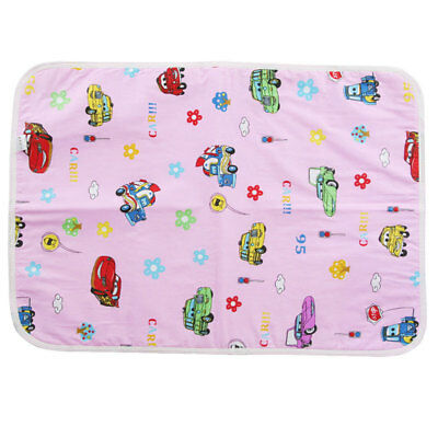 Baby Infant Waterproof Urine Mat & Changing Pad Cover Change Mat S Sizes Cotton