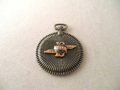 Bell Aircraft 10 Year Enamel Watch Fob or Pendant