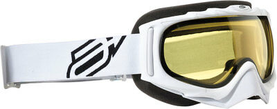 ARCTIVA Snow Snowmobile Kids 2017 COMP 2 Goggles (VERT White/Black) Youth