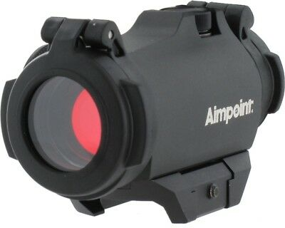 Aimpoint Micro H-2 Leuchtpunktvisier Rot Punkt - 2 MOA Picatinny