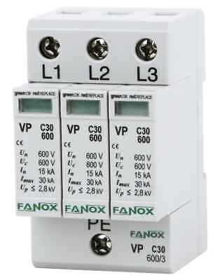 Fanox Surge Protection Relays for Wind Installations