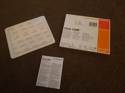 Cica care sheet - brand new and sealed 12cm x 15cm