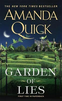 Garden of Lies by Amanda Quick (2016, Paperback) ~VERY GOOD TO LN CONDITION~