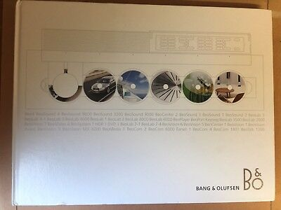 bang and olufsen catalogue price list 2003 2004 7. Black Bedroom Furniture Sets. Home Design Ideas