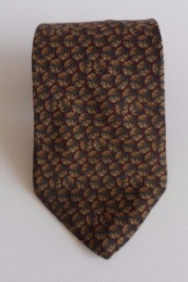 New J. Garcia Clockworks Collection Men's Tie 100% Silk Made in USA