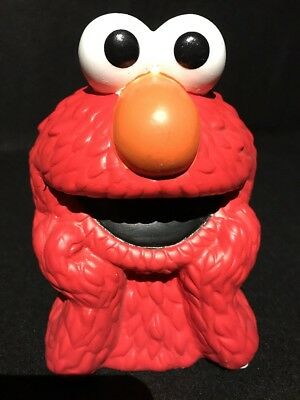 Elmo Piggy Bank Ceramic Sesame Street