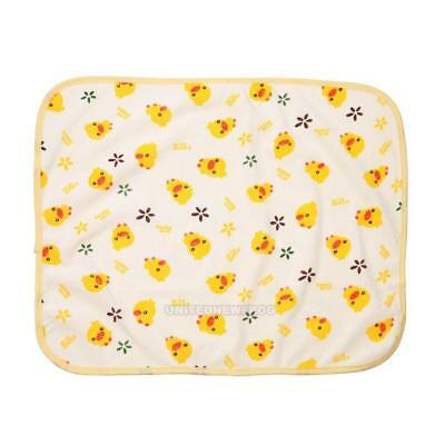 Baby Changing Pad Newborn Infant Cotton Nappy Cover Toddler Waterproof Urine Mat