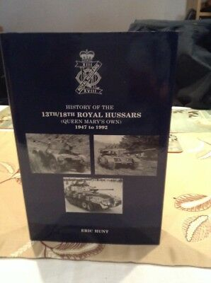 History of the 13/18 Royal Hussars