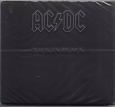 Ac/dc / Back In Black - Remasters * New Digipack Cd * Neu *