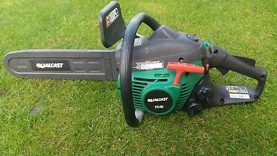 qualcast pc40 chainsaw