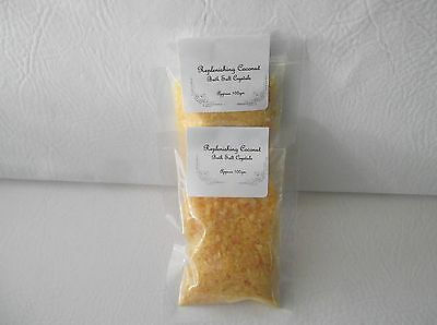 Replenishing Coconut - Bath Salts 100gm