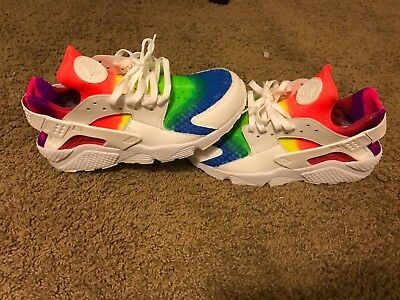 buy popular 89521 3385e Custom Nike Air Huarache Shoes