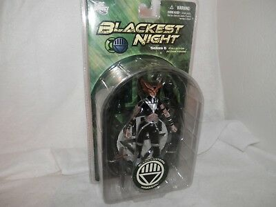 Blackest Night Series 6 Hawkgirl 6in Action Figure DC Direct Toys =FREE SHiPPiN=