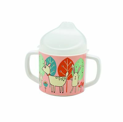 Sugarbooger Sippy Cup Baby Deer - NEW FREE SHIPPING