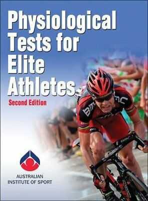 Physiological Tests for Elite Athletes (Australian Institute of Sport) | Human K