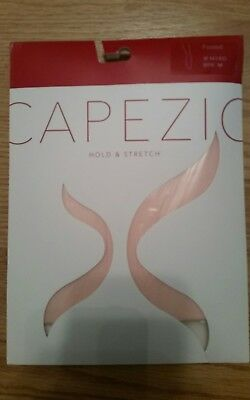 Light Pink Ballet Footed tights Girls size M capezio