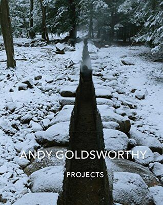 Andy Goldsworthy projects (Andy Goldsworthy) | Abrams