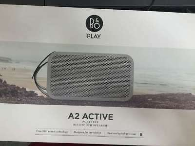 B&O PLAY Beoplay A2 Active Natural Bluetooth Lautsprecher 360° Bang & Olufsen