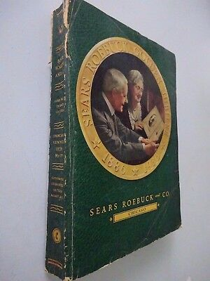 1936 Sears Roebuck Spring,Summer Catalog No 172, Chicago Edition, 920 Pages
