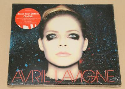 Avril Lavigne [Asian Tour Edition] by Avril Lavigne (CD+DVD, Jan-2014)