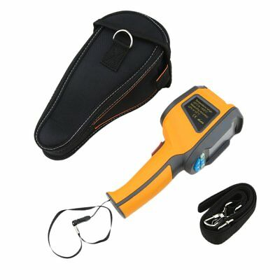 Precision Protable Thermal Imaging Camera Infrared Thermometer Imager HT-02 SN