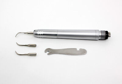 Dental Air Ultrasonic Scaler Handpiece Sonic Perio Hygienist 4 Holes
