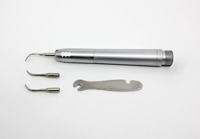 Dental Air Ultrasonic Scaler Handpiece Sonic Perio Hygienist 2 Holes