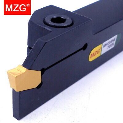 MZG ZQ1616R-2 CNC Lathe Cutting Toolholder Metal Grooving Parting Cutter Tools